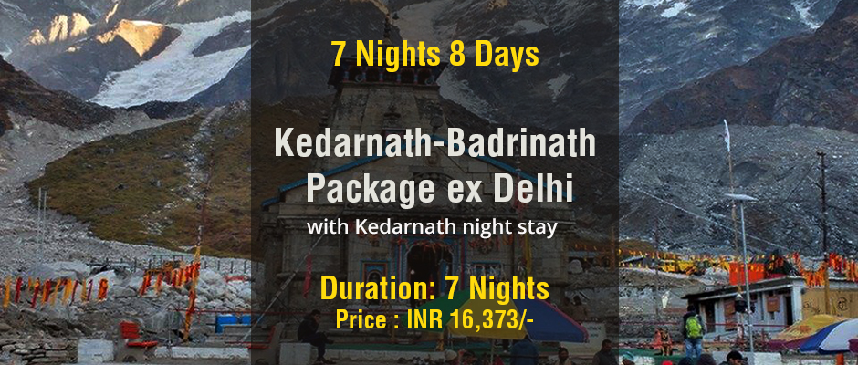 Badri Kedar Do Dham Tour Package