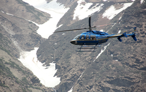 Badrinath Helicopter Tour by Premair from Dehradun