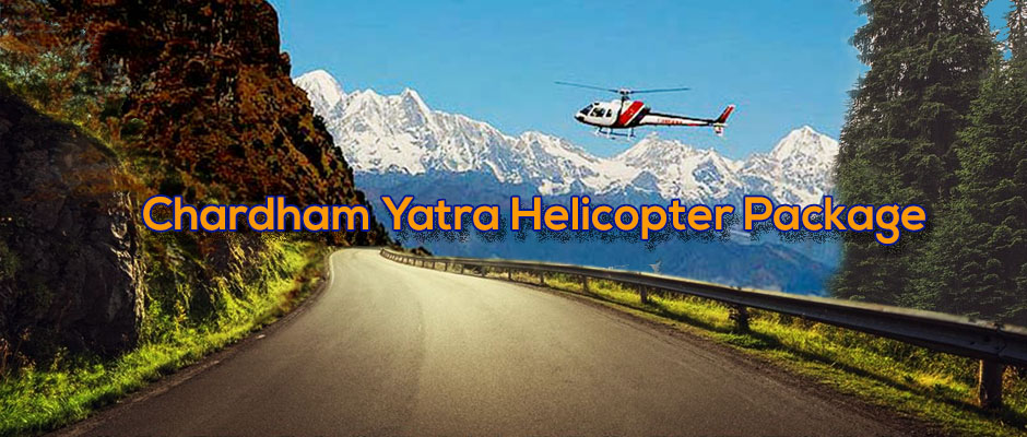 Chardham Helicopter Tour by Premair Ex Delhi