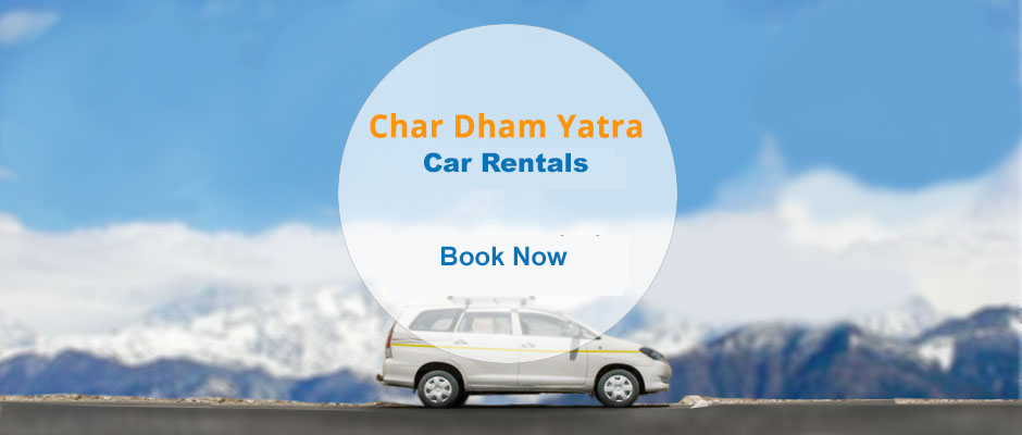 Char Dham Yatra Car Rental
