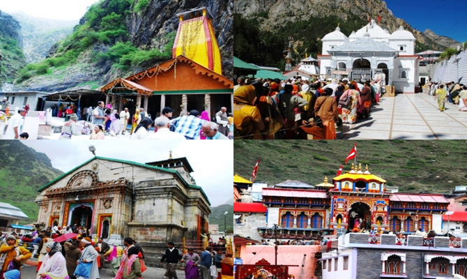 GMVN Low Cost Char Dham Tour with Gaumukh