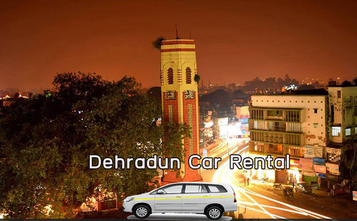Dehradun Car Rental 2020