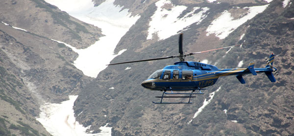 Do Dham Badrinath Kedarnath Helicopter Tour