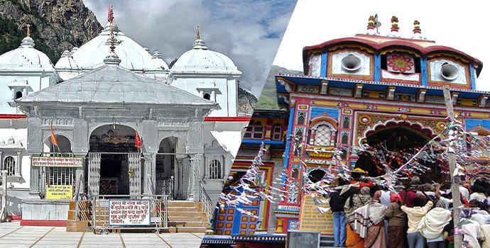 GMVN Gangotri Badrinath Do Dham Tour