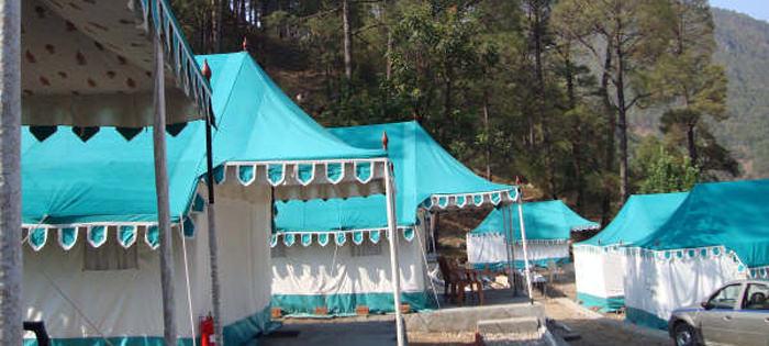 Camp Nirvana Yamunotri (Gangani, Barkot)