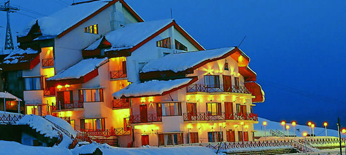 Cliff Top Club Resort (Auli)