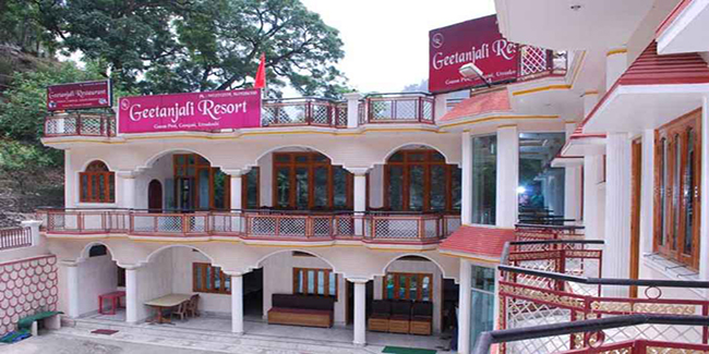 Geetanjali Resort (Uttrakashi )