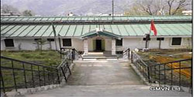 GMVN Old Tourist Rest House (Barkot)