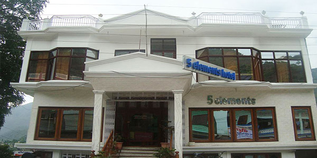 5 Elements Hotel (Uttarkashi)