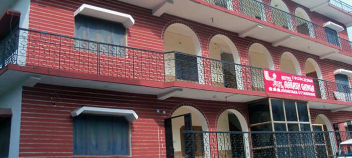 Akash Ganga Hotel (Uttarkashi)