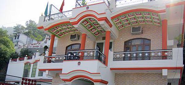 Hotel Ashirvaad (Srinagar Garhwal)