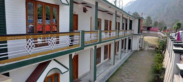 Hotel Divine Palace (Uttarkashi)