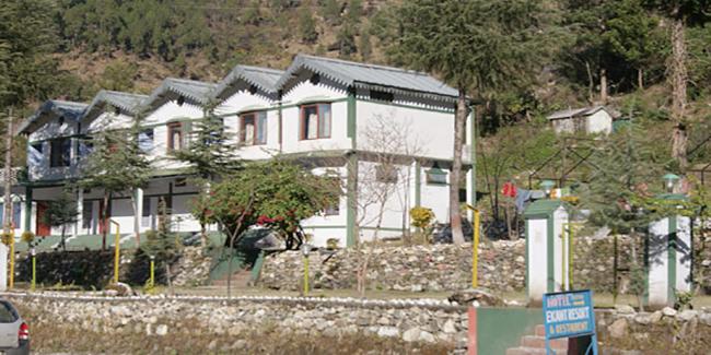 Hotel Ekant Resort (Uttarkashi)