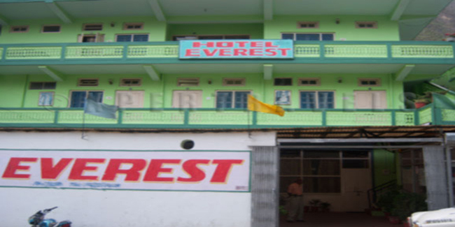 Hotel Everest (Uttarkashi)