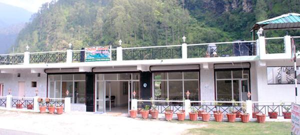 Ganga Ashray Hotel (Uttarkashi)