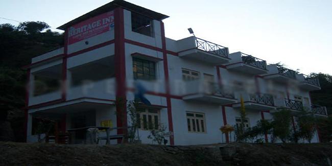 Hotel Heritage Inn (Pipalkoti)