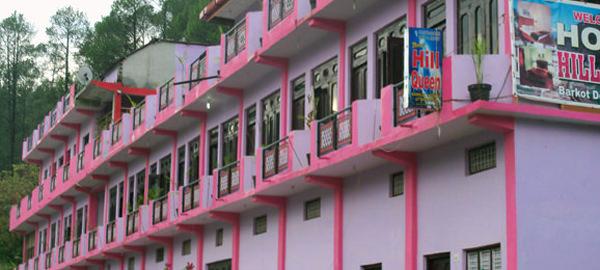Hotel Hill Queen (Barkot)