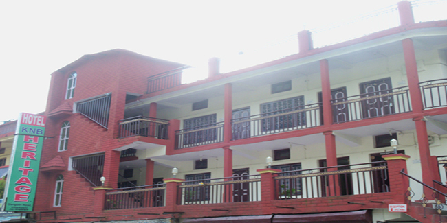 Hotel KNB Heritage (Uttarkashi)