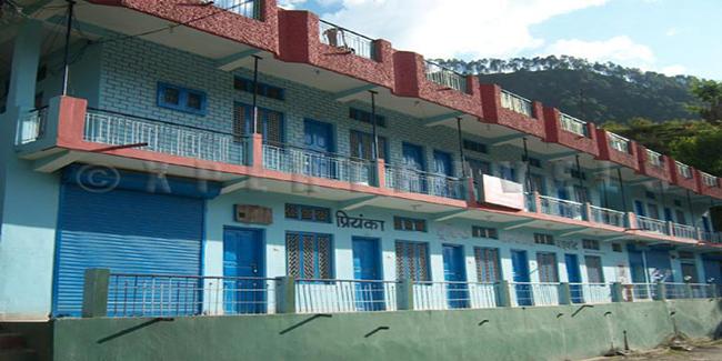 Hotel Priyanka Tourist Complex (Barkot)