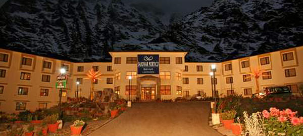 Hotel Sarovar Portico (Badrinath)