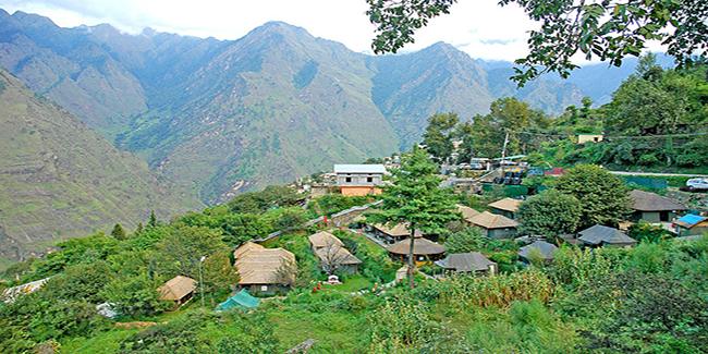 The Char Dham Camp (Joshimath)