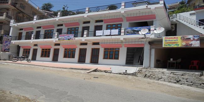 Hotel Mrityunjay Palace (Guptakashi)