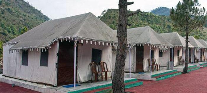 Yamunotri River Banks Resort (Barkot)