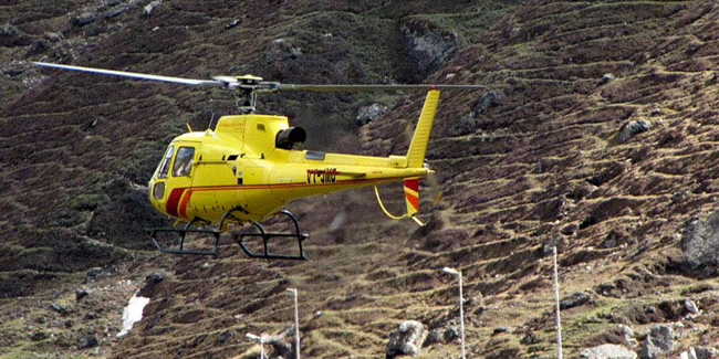 Kedarnath Helicopter Tour From Phata by Summit Aviation