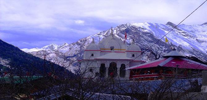 GMVN Mukhwa (Gangotri) Yatra