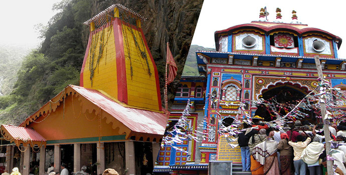 Yamunotri Badrinath Do Dham Tour Package