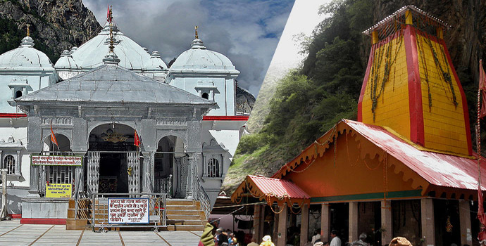 Yamunotri Gangotri Do Dham Tour Package