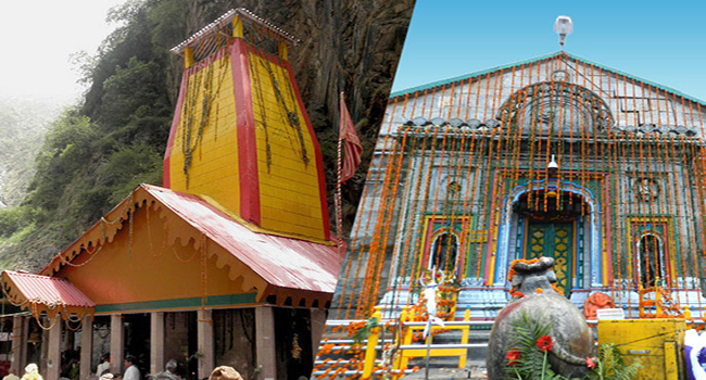 Do Dham Yamunotri Kedarnath Tour Package
