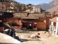 Narsingh Dev Temple in Joshimath
