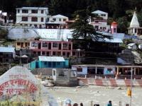Snan ghat in Gangotri