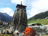 Bhim Shila in Kedarnath