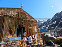 Kedarnath Temple opening