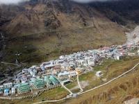 Kedarnath town