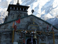 Lord Shiva Kedarnath Temple