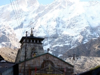 Kedarnath Temple Photo