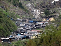 Rambara - Midpoint of Kedarnath Trek