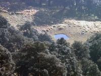 Kund near Rudranath