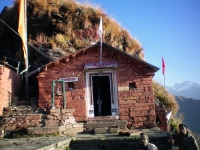 Rudranath Temple Picture