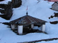 Kund near Tungnath Premises
