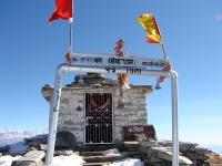 Chanrashilla at 4000 mts