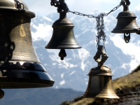 Holy Bells in Tungnath