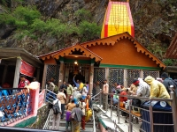 Yamunotri Temple Picture