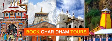 Book Char Dham Tour