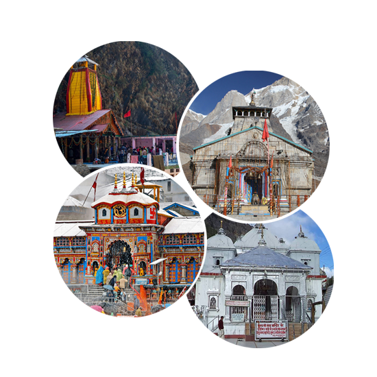 4 Dhams in Uttarakhand