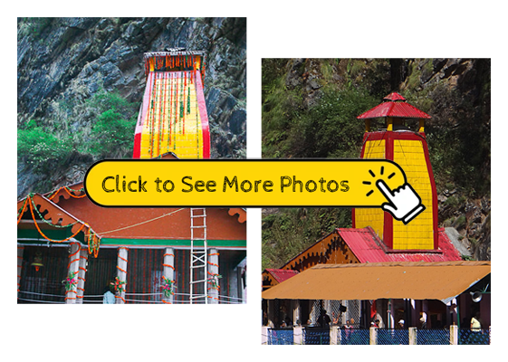 Yamunotri Dham Pictures