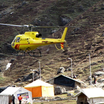 CharDham Budget helicopter package